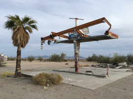 CA - Abandoned Gas Station 1