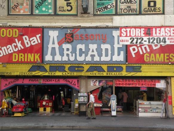 CA - LA Arcade