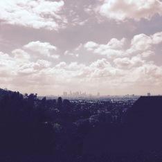 CA - LA - Griffith Park Trail View