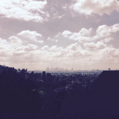 CA - LA - Griffith Park Trail View