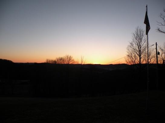 PA - Flag Sunrise (PA)