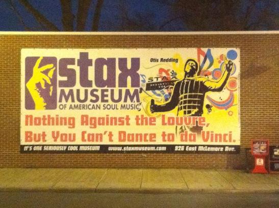 TN - Stax Billboard (Memphis, TN)