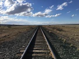 TX - Train Track View of Destiny