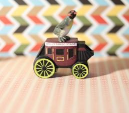 Penguin Wagon 2