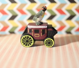 Penguin Wagon 2